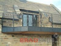 Steel Fabricators of Balconies, Staircases. Balconies ...
