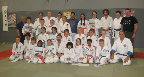 Everyone loves Aikido