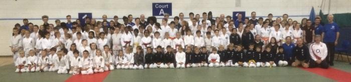 2015 BAA Junior National Group Photo