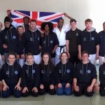 UK BA Team Photo, Aikdo World Championship