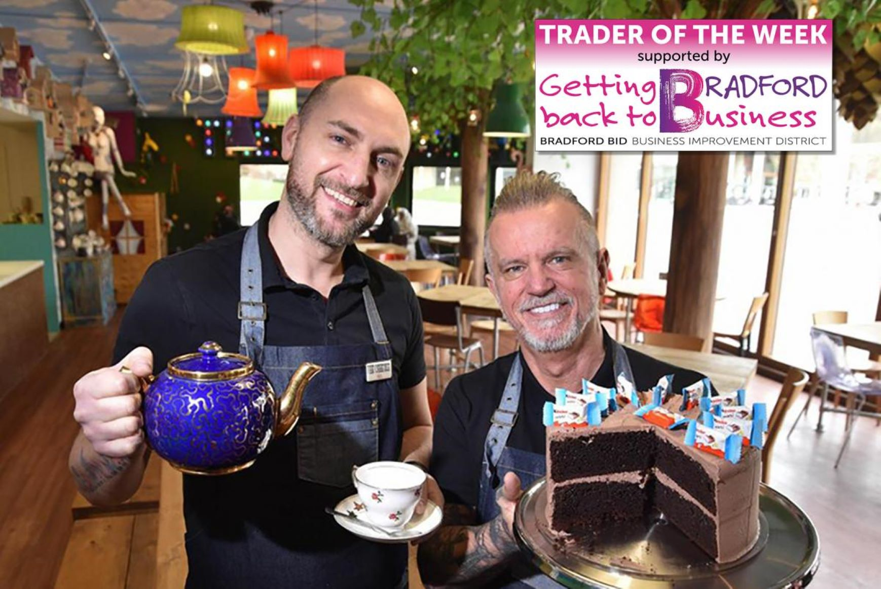 Trader of the Week – Cake'ole