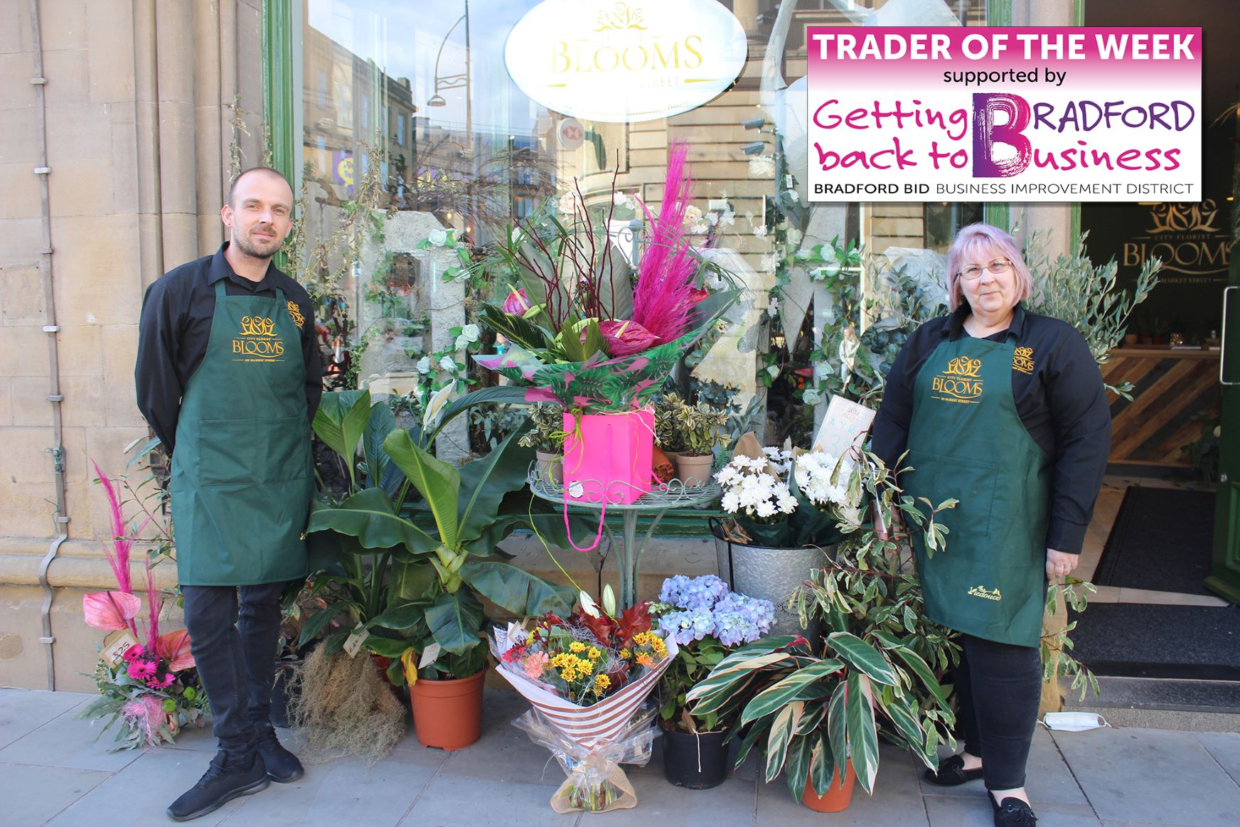 Trader of the Week – Blooms on Market Street