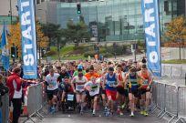 Bradford City Runs 2015 start of the race