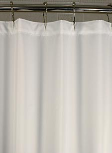 Hotel Nylon Shower Curtains Plain Bradfords Of Tampa