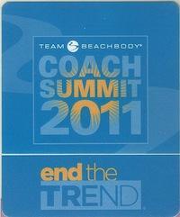 2011 Beachbody Coach Summit