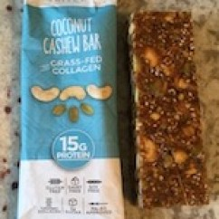 Primal Kitchen Bars Wood Toy Review This Stuff Is Good Brad Gibala Coconut Cashew Bar