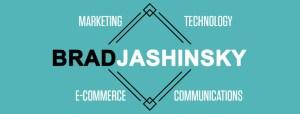 Brad Jashinsky Website Header