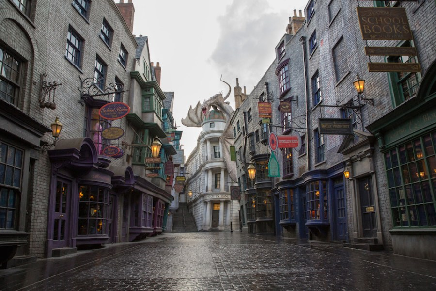 Diagon Alley - Wizarding World of Harry Potter