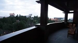 Disney Proposal Presidential Balcony