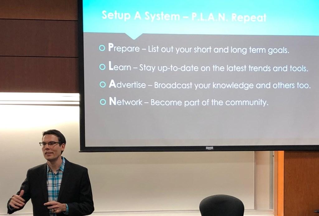 Marketing Thought Leader Brad Jashinsky Presentation