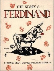 Story of Ferdinand book