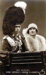 """With Edward abdicating the throne, the mantle of royal rulership was bestowed upon the least likely of choices, Edward's brother, Prince Albert. """"Bertie"""" was royally miserable whenever making public appearances, due to a most debilitating stutter. (wikipedia.org)"""