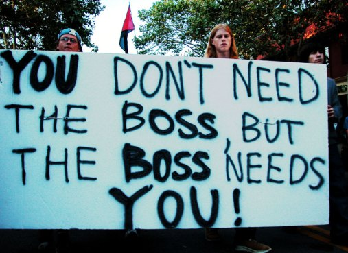You Don't Need the Boss, the Boss Needs You