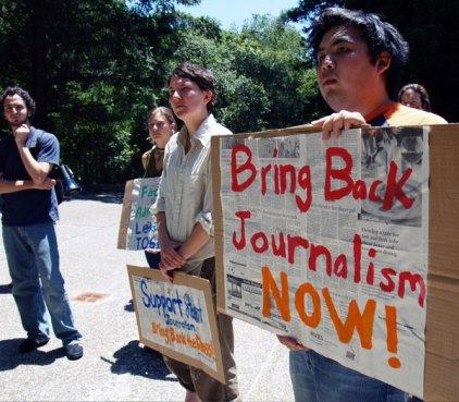 Bring Back Journalism Now