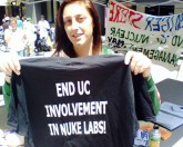 End UC Involvement in Nuke Labs