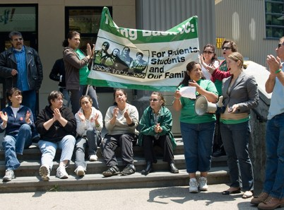 AFSCME Votes to Strike