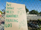 We Don't Need Another Parking Lot