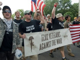 Iraq Veterans Against the War
