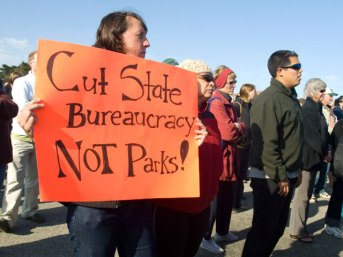 Save State Parks & Beaches