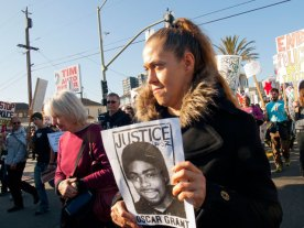 Justice For Oscar Grant