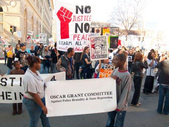 Oscar Grant Committee