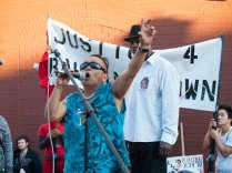 Soul is a participant in Occupy Oakland, the Oscar Grant movement, and Berkeley Liberation Radio.