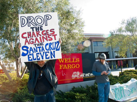 Drop the Charges Against the Santa Cruz Eleven