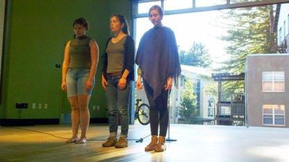 Spoken Word Trio