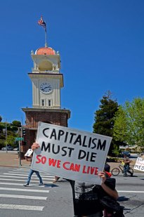 Capitalism Must Die So We Can Live