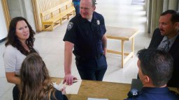 SCPD Detective Mike Hedley