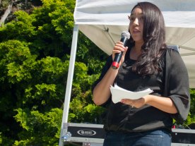 Karina Cervantez, Canidate of Watsonville City Council