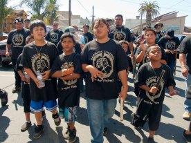Barrio Warriors of Santa Cruz Barrios Unidos