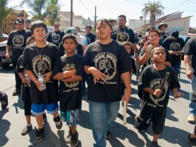Barrio Warriors of Santa Cruz Barrios Unidos