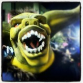 Shrek on GMOs
