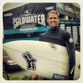 Damien Hobgood of Satellite Beach, FL