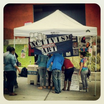 Activism Through Art