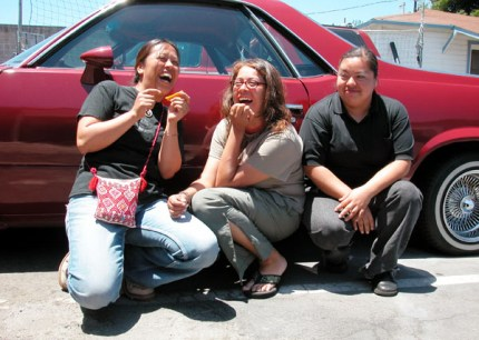 Gabriela, Adriana y Susana