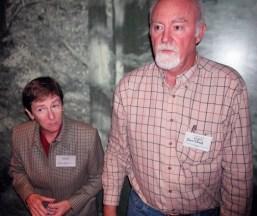 Susan Welte and Dan Wood