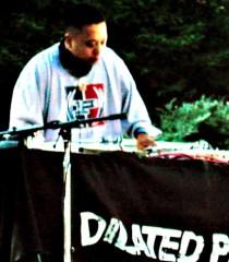 Dj Babu of the World Famous Beat Junkies