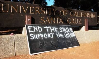 end the strike, support the union
