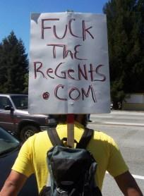 Fuck The Regents .com