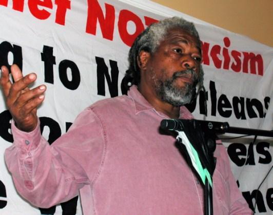 Malik Rahim Speaks on Hurricane Katrina
