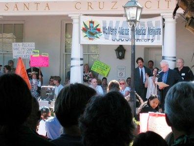 Santa Cruz City Hall