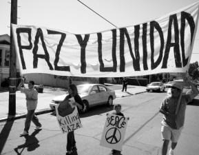Peace and Unity - Paz y Unidad