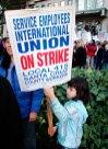 SEIU on Strike