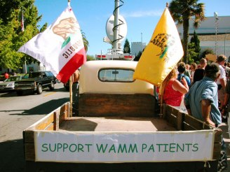 Support WAMM Patients
