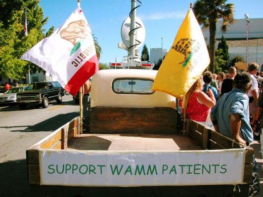 Support WAMM Patients