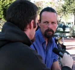 Vinny Interviews Grant, an UnOrganizer of Last Night