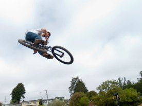 Aptos Post Office Jumps