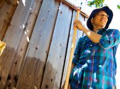 Thomas is Ready to Harvest